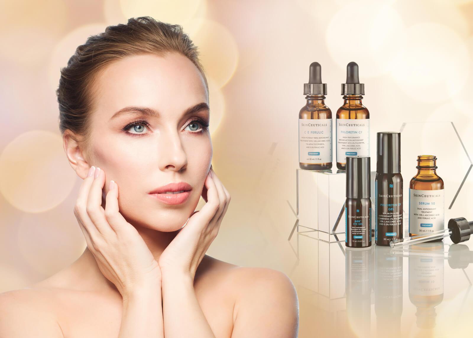 Schöne Haut schenken mit SkinCeuticals