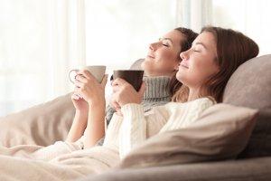 Reine Haut bekommen - Stress reduzieren