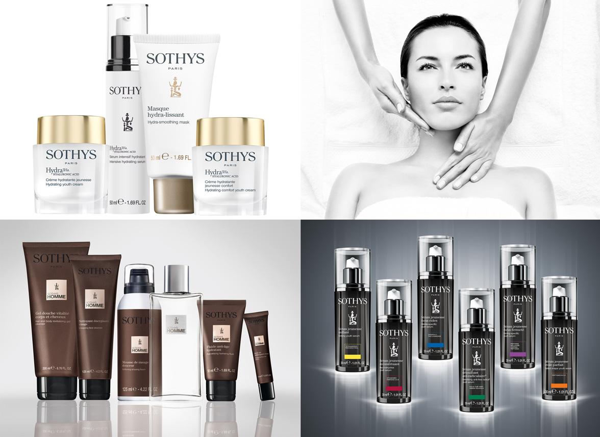SOTHYS Kosmetik-Produkte in Köln kaufen